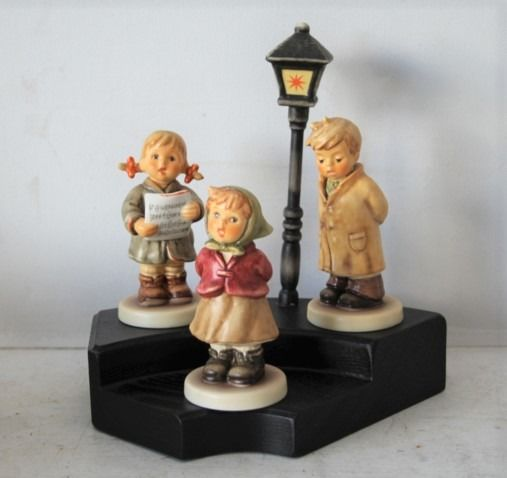 Goebel Hummel orchestra in original box - Ceramic