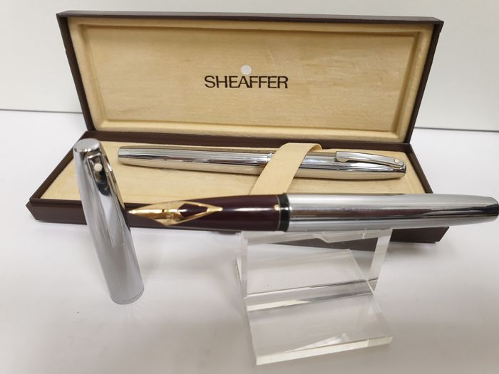 Sheaffer Triumph mod.506 - Fountain pen - Complete collection of 2