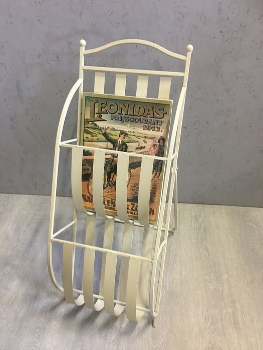 Reading Holder - Collapsible - Metal