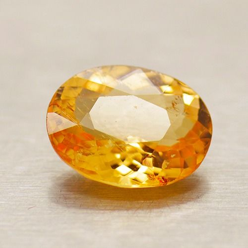 Yellow Tourmaline - 2.98 ct