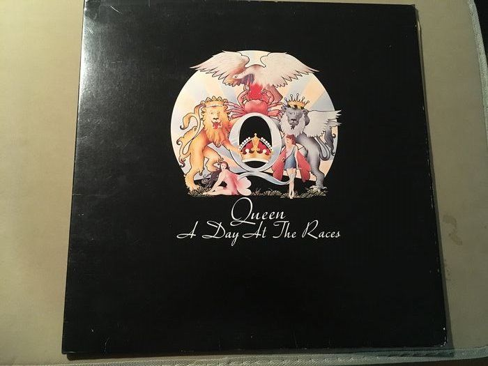 Queen - Multiple titles - LP's - 1976/1981