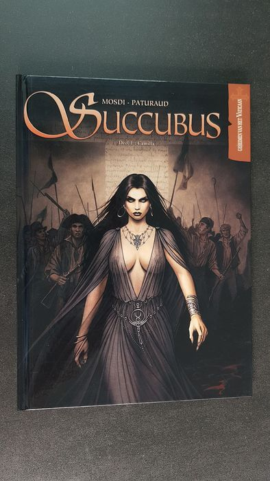 Succubus 1 - Camilla - Hardcover - First edition - (2009)