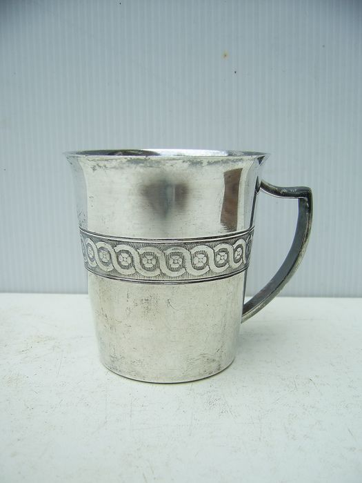 Child's cup (1) - Silverplate