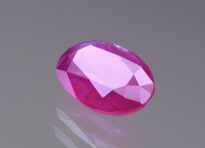 Ruby - 1.53 ct
