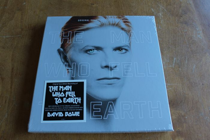 David Bowie & Related - The Man Who Fell To Earth OST - 2xLP Album (double album), Box set, CD's - 2016/2016