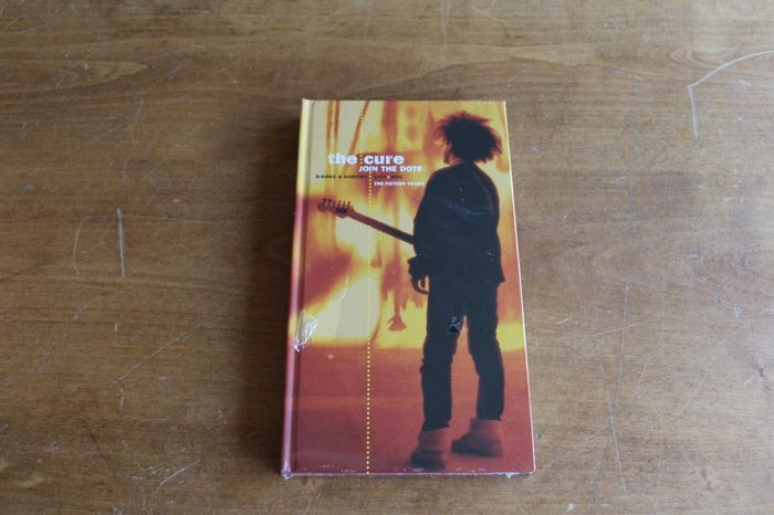 The Cure - Join The Dots - digibook version large - CD Box set - 2004/2004