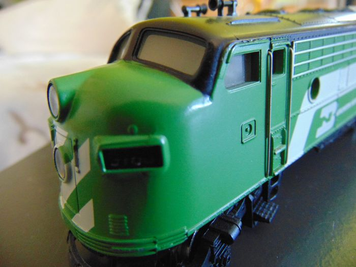 Märklin H0 - 3181 - Diesel locomotive - F7 - Burlington Northern
