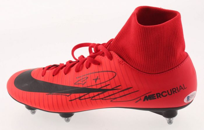 Champions Football League - Cristiano Ronaldo - Football Shoe