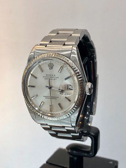 Rolex - Oyster Perpetual Datejust - 1601 - Herre - 1970-1979