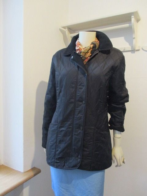 BARBOUR -LADIES POLARQUILT - Jacket - Size: from tag 14 / from EU36 / 38 measurement