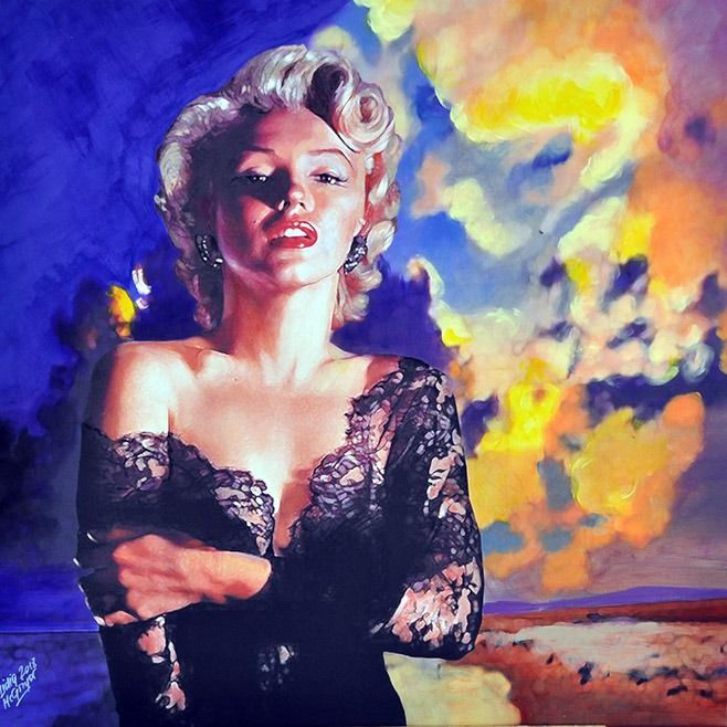 Lidia McGrigor - Another Marylin 01