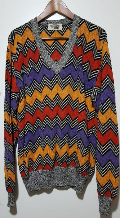 Missoni - Chandail - Taille: XL, UE 52 (IT 56 - ES/FR 52 - DE/NL 50)