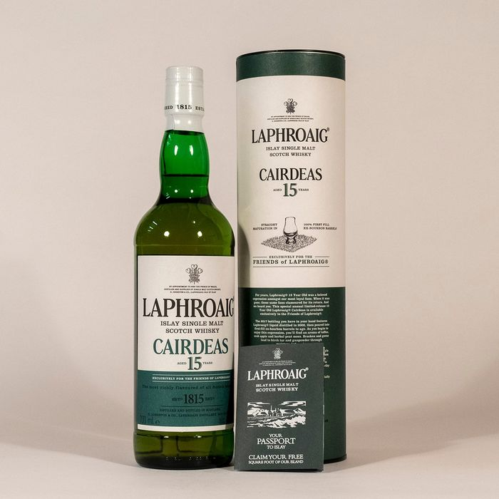 Laphroaig 15 years old Cairdeas - 700ml