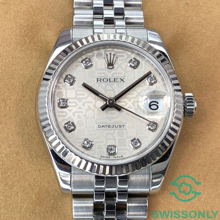 Rolex - Datejust Lady Diamonds Jubilee Dial - 178274 - Women - 2000-2010