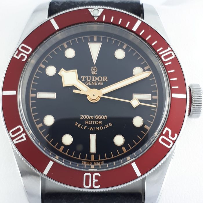 Tudor - Heritage Black Bay - 79220R - Men - 2011-present