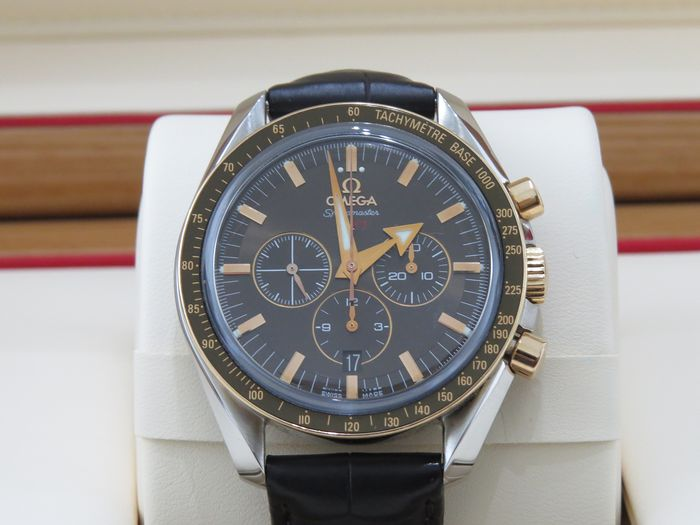 Omega - Speedmaster Broad Arrow 1957 - 321.90.42.50.13.001 - Herren - 2011-heute