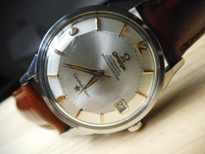 Omega - clasic constellation pie pan - 14902-52 - Men - 1950-1959