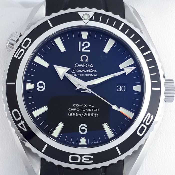 Omega - Seamaster Planet Ocean/Professional Co Axial  Automatic 45.5mm - 168 1650 - Men - 2011-present