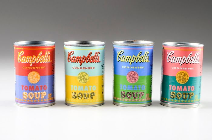 Andy Warhol (after) - Campbell 50th anniversary limited edition