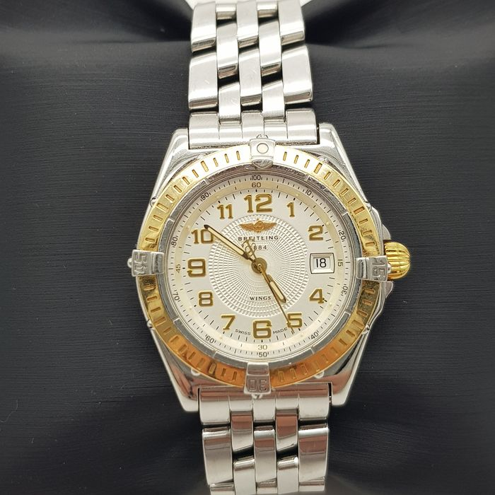 "Breitling - Wings Lady - "" NO RESERVE PRICE "" - Damen - 1990-1999"