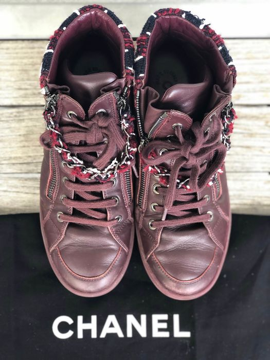 Chanel Sneakers - Size: FR 37.5