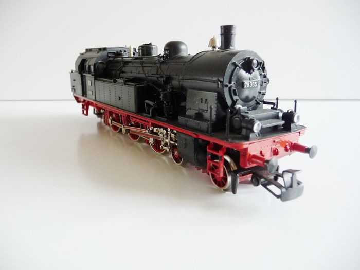 Märklin H0 - 3106 - Tender locomotive - BR 78 - DB