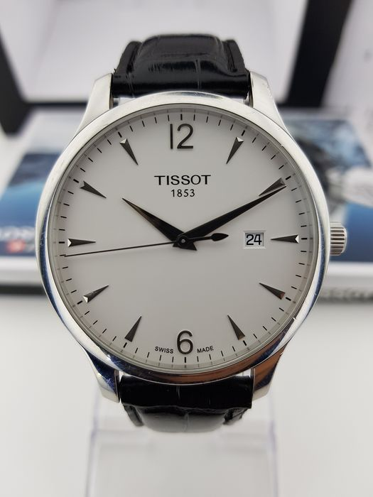 Tissot - Swiss Box & Papers  - Heren - 2011-heden