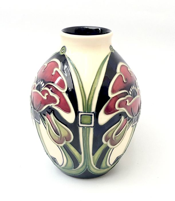 Rachel Bishop - Moorcroft - Vase - Ceramic