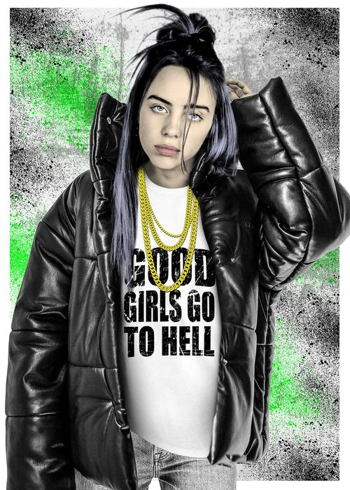 Mr Sly - Good girls go to hell