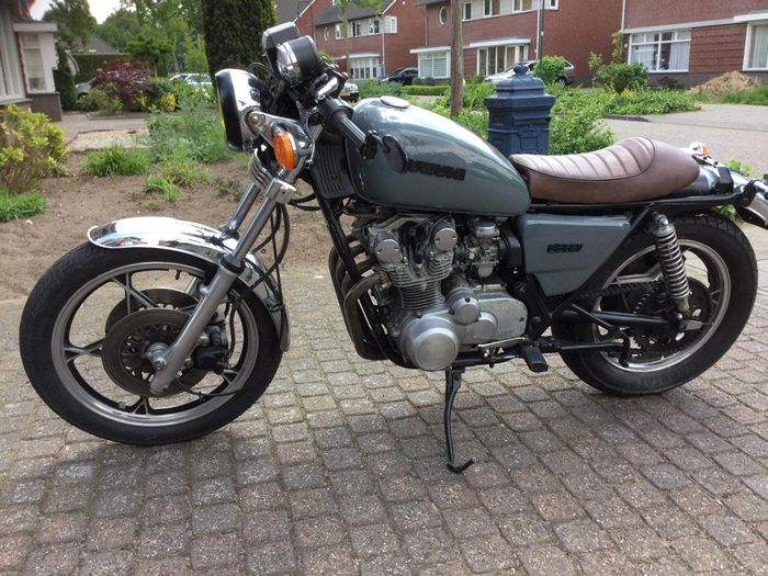 Suzuki - GS550 - Cafe Racer - NO RESERVE - 1980