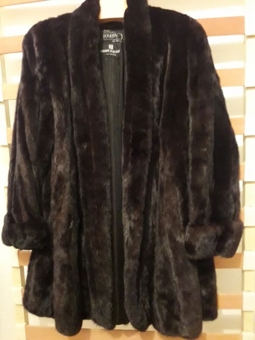 Balmain - Fur coat - Size: EU 50 (IT 54 - ES/FR 50 - DE/NL 48)