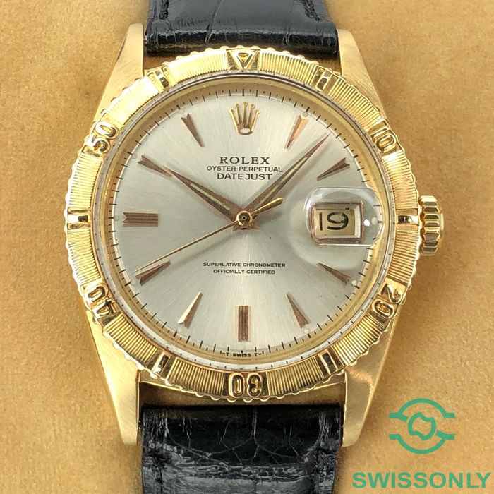 Rolex - Datejust Turn-O-Graph Arrowhead Dial - 1625 - Herre - 1970-1979