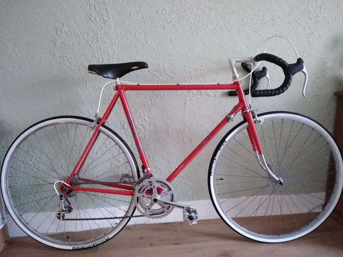Raleigh - Sirocco - Racersykkel - 1980