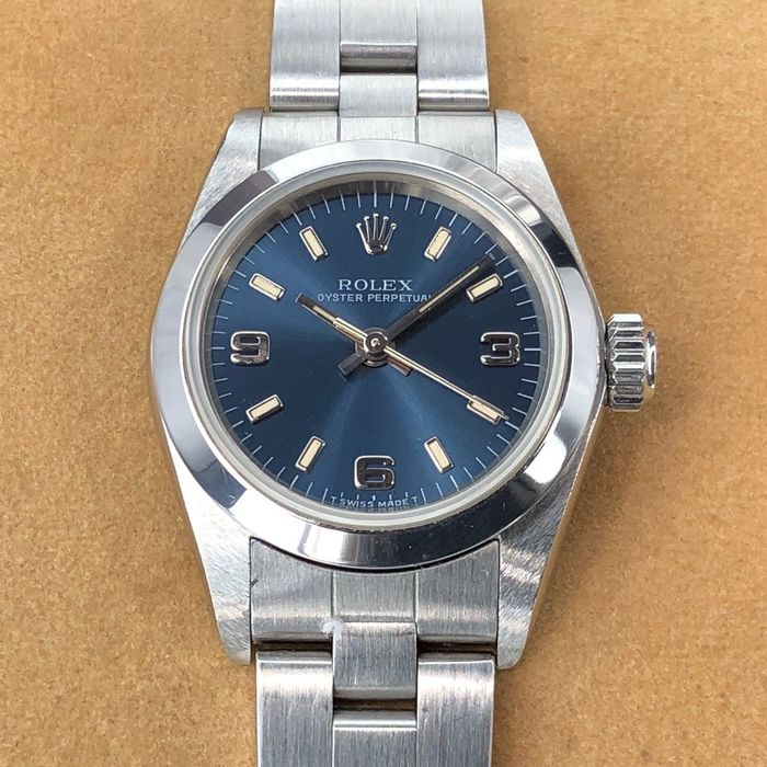 Rolex - Oyster Perpetual Lady - 67180 - Women - 1990-1999