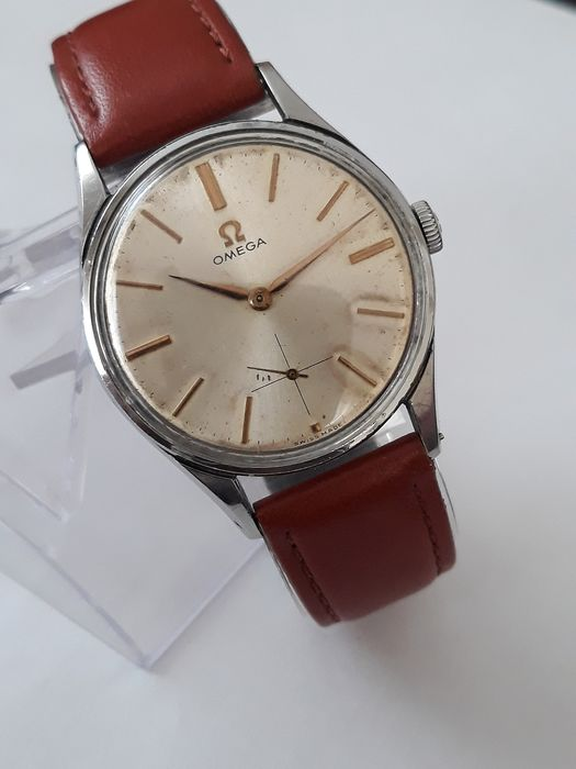 Omega - Manual wind. Cal.266 - 2750-2 - Uomo - 1950-1959