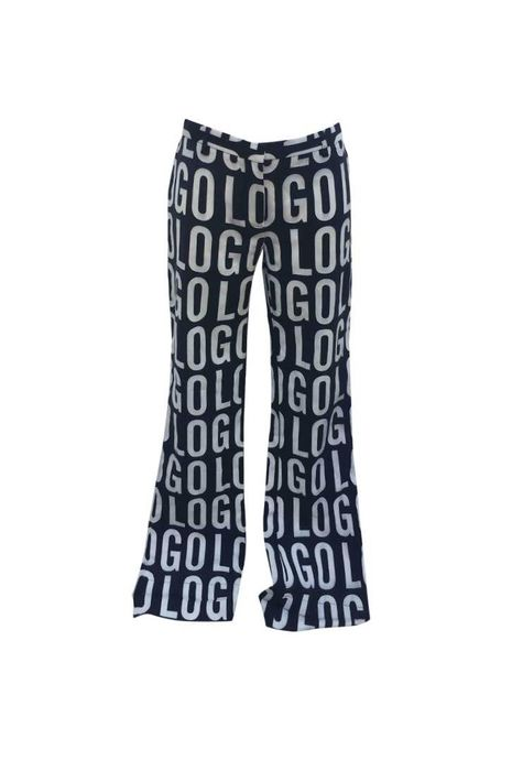 Moschino Cheap And Chic - Pantalon - Taille: UE 38 (IT 42 - ES/FR 38 - DE/NL 36)