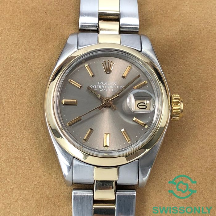 Rolex - Oyster Perpetual Date Lady - 6916 - Donna - 1970-1979