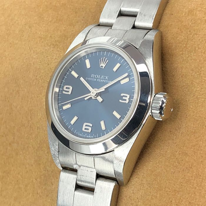 Rolex - Oyster Perpetual Lady - 67180 - Dame - 1990-1999