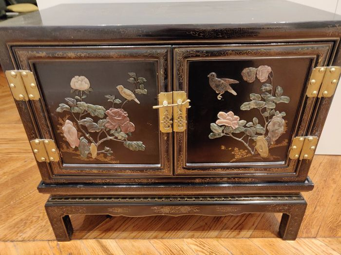 Console table - Wood - China - Second half 20th century