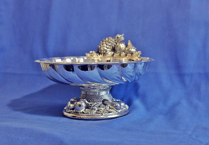 FANTIN - Centerpiece - Silver plated