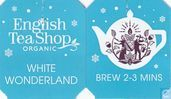 Theezakjes en theelabels - English Tea Shop -  3 White Wonderland