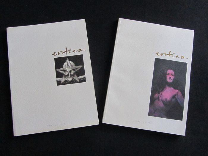 The Journal of Erotica. Volume Two & six - 1993
