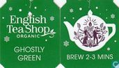 Theezakjes en theelabels - English Tea Shop -  2 Ghostly Green
