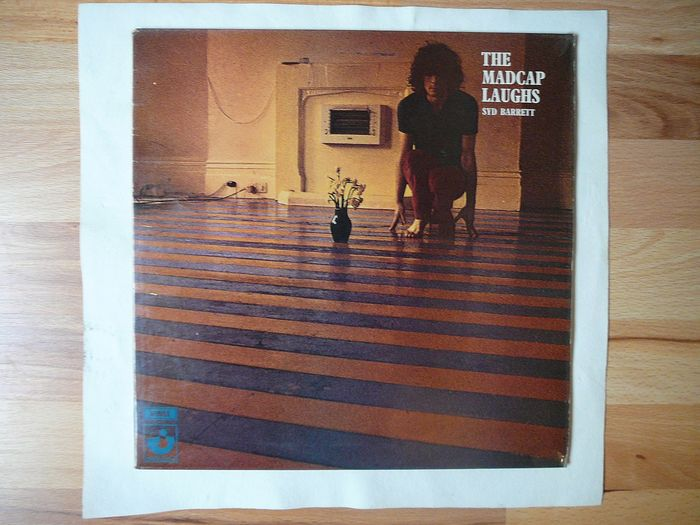 Syd Barrett - The Madcap Laughs - LP Album - 1970/1970