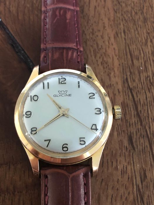 "Glycine - ""NO RESERVE PRICE""  - 846849 - Men - 1950-1959"