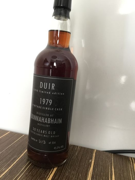 Bunnahabhain 1979 30 years old - The Whisky Talker - 70cl