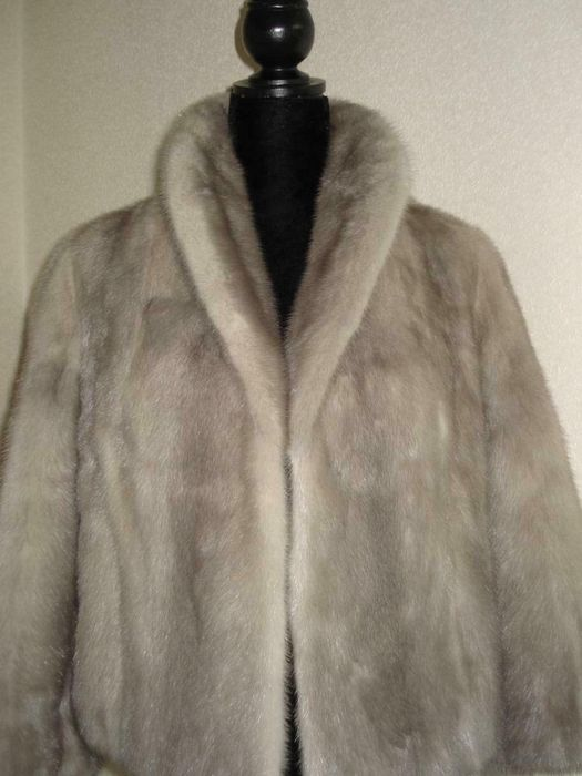 Luxe Sapphire Mink  - Mink fur - Fur coat - Made in: Germany