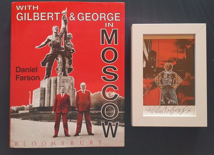 Gilbert And George Penis