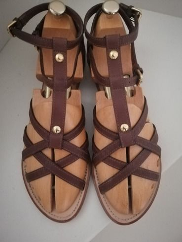 Louis Vuitton sandalias - Talla: IT 40, FR 41