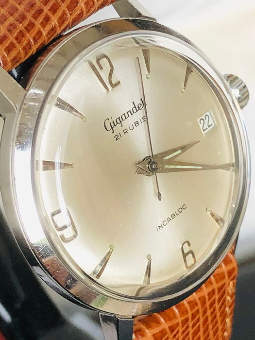 Gigandet - Dress watch  - Herren - 1960-1969